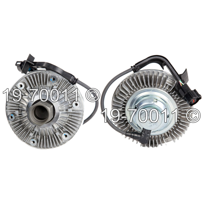 Ford Pick-up Truck Engine Cooling Fan Clutch
