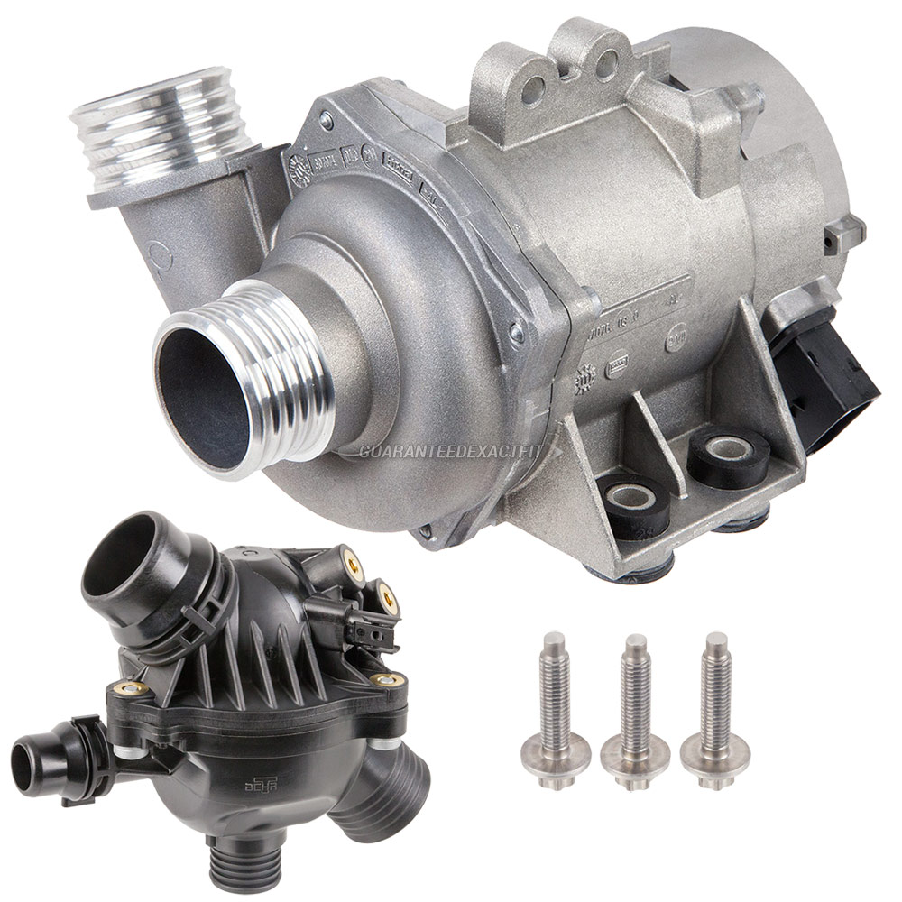 Water Pump Kits For Bmw 328 325i And Others New Pierburg Starter Location Kit