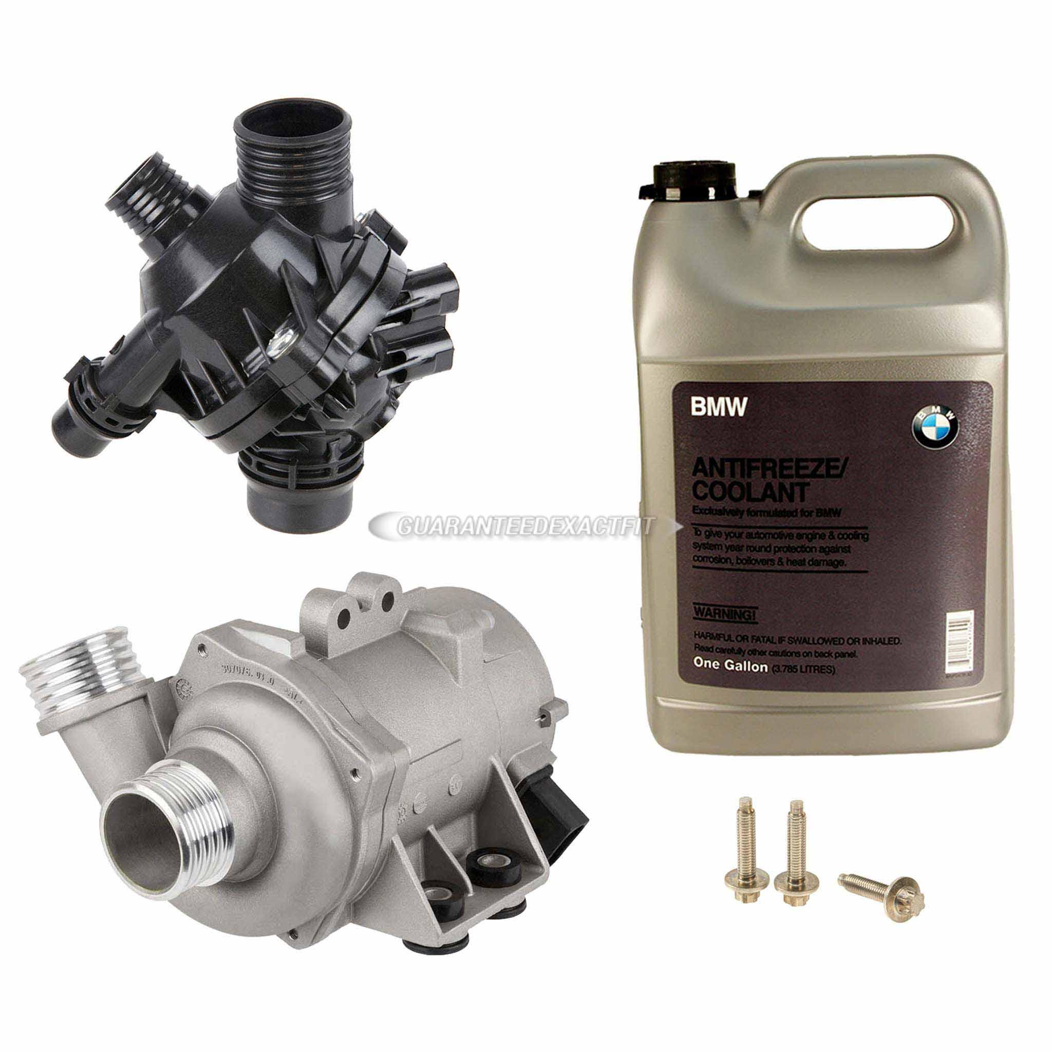 2011 BMW 328i XDrive Water Pump Kit All Models 19-80044 W7