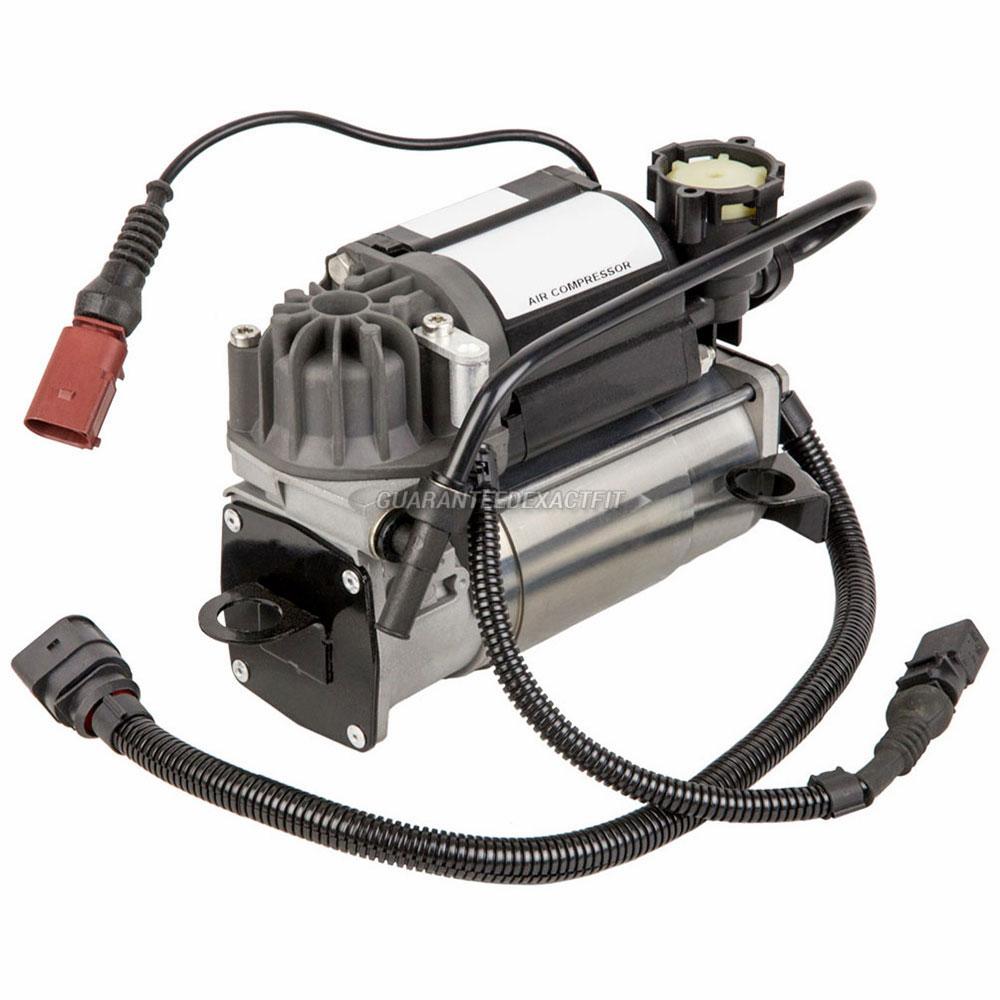 Air Suspension Compressor For Audi A8 Quattro 2004-2010