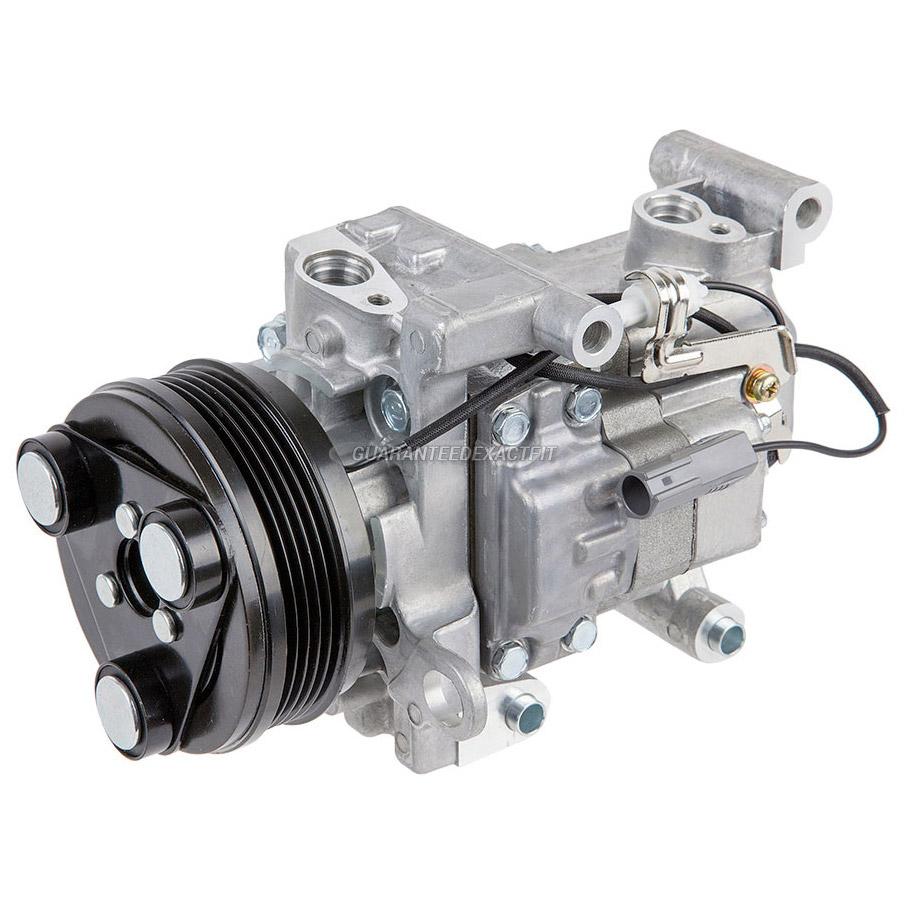 Mazda 5 New xSTOREx Compressor w Clutch