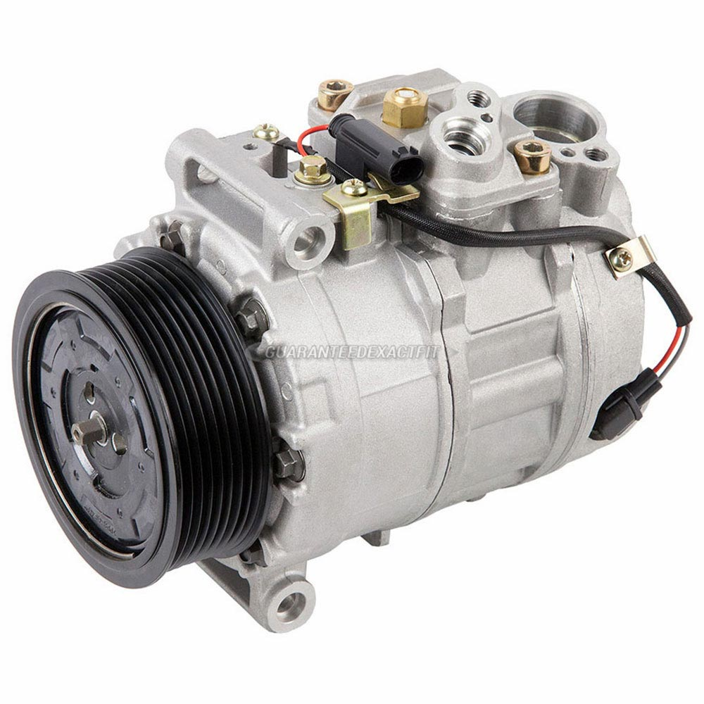 Mercedes_Benz GL320 New xSTOREx Compressor w Clutch