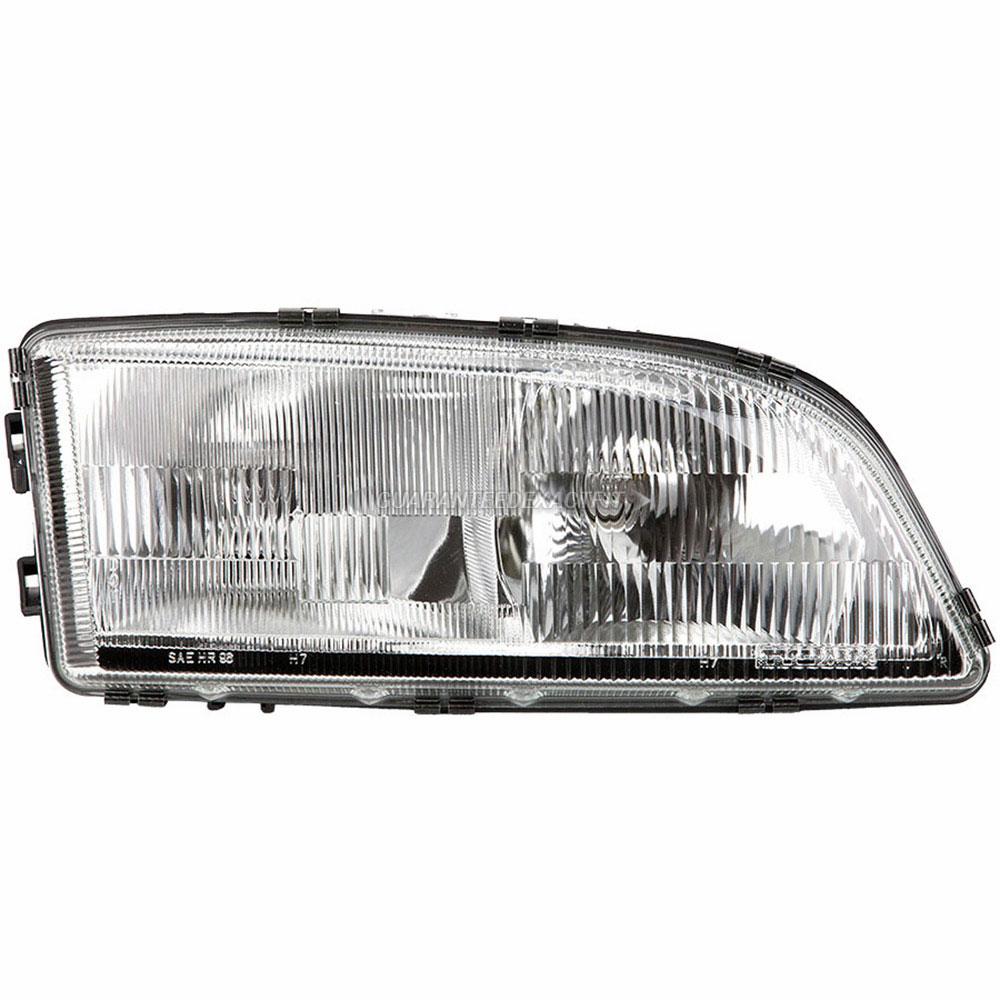 Volvo V70 Headlight Embly