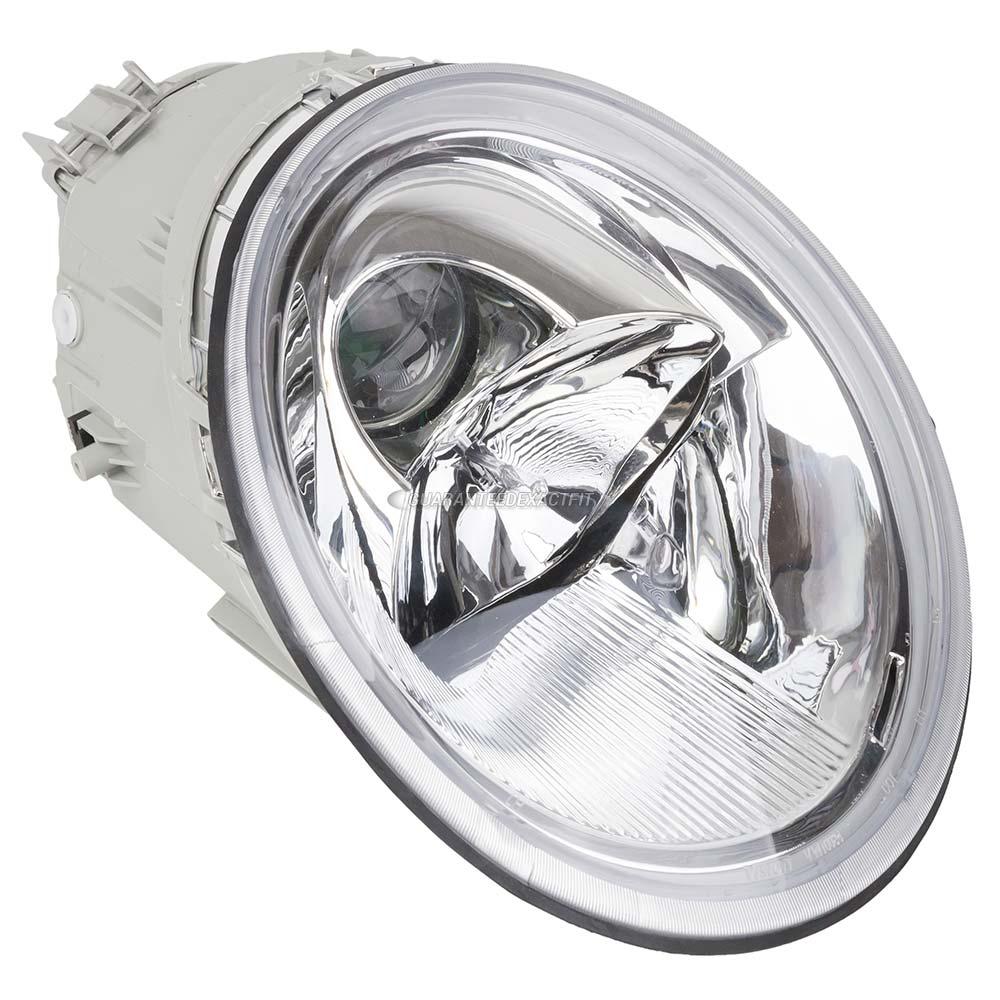 volkswagen beetle headlight assembly oem aftermarket. Black Bedroom Furniture Sets. Home Design Ideas