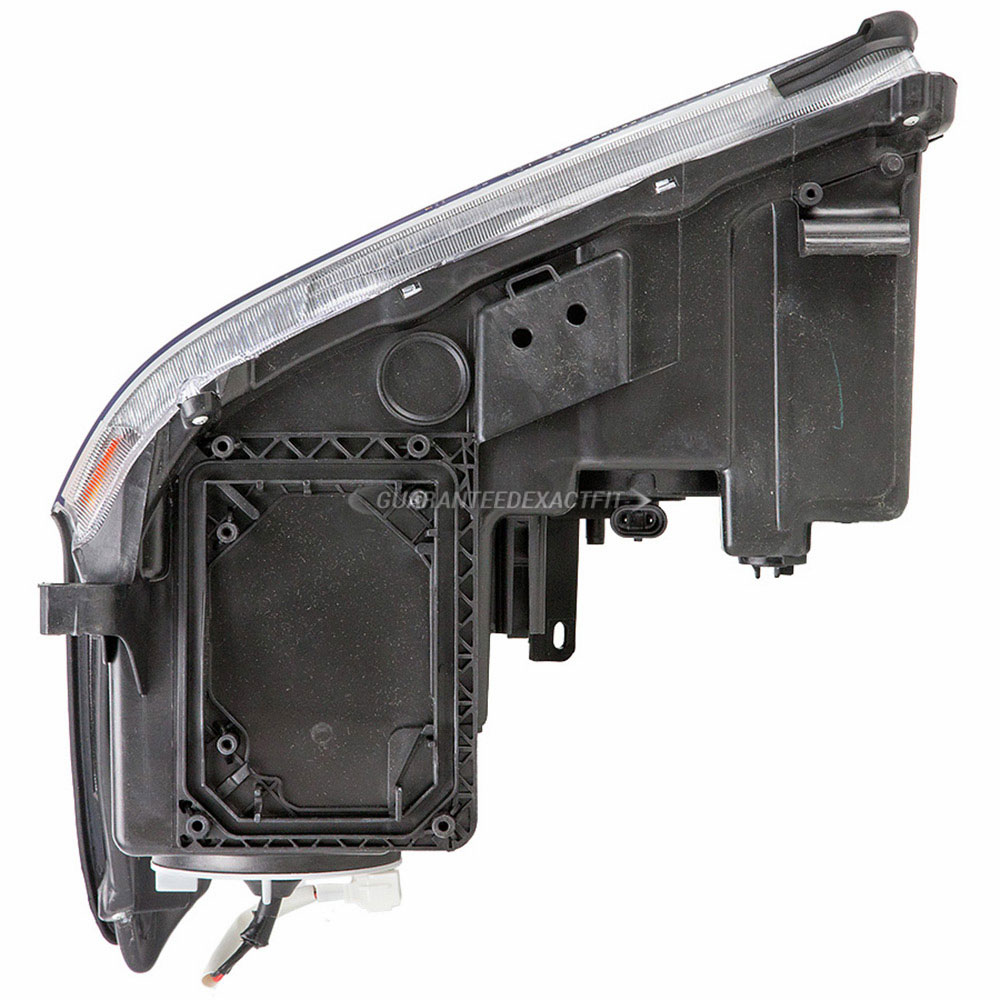 Lexus Headlamp Assembly : Lexus rx headlight assembly right passenger side