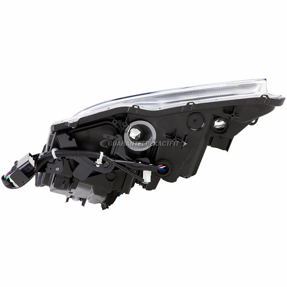 2008 Lexus Is 250 Price: 2008 Lexus IS250 Headlight Assembly Right Passenger Side