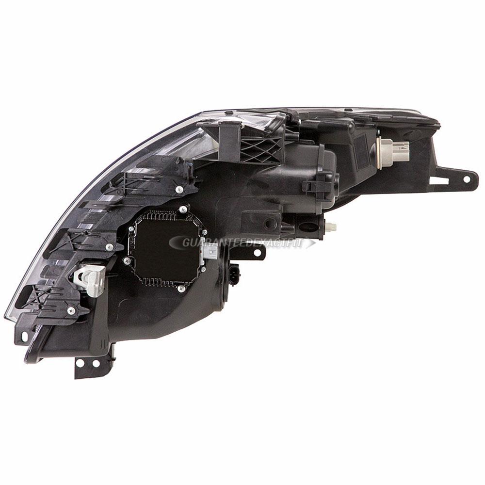Nissan Headlamp Assembly : Nissan altima headlight assembly left driver side
