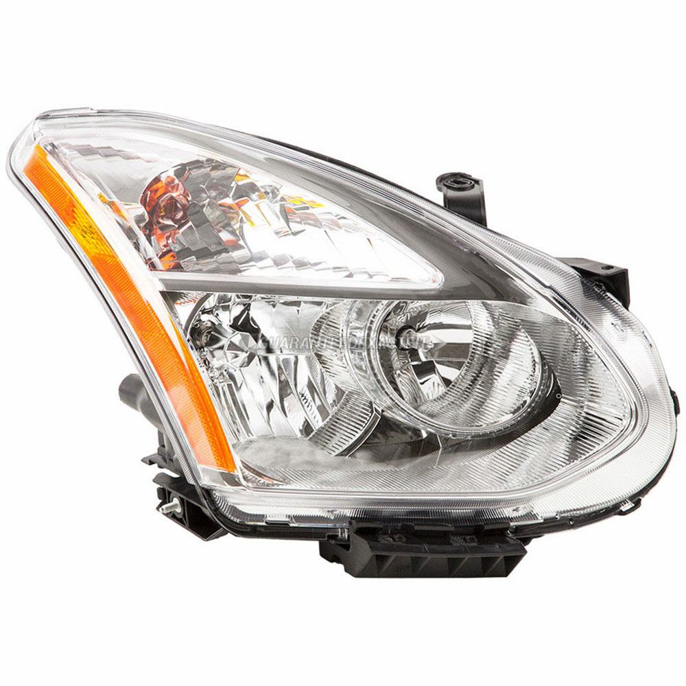 Nissan Rogue Headlight Assembly
