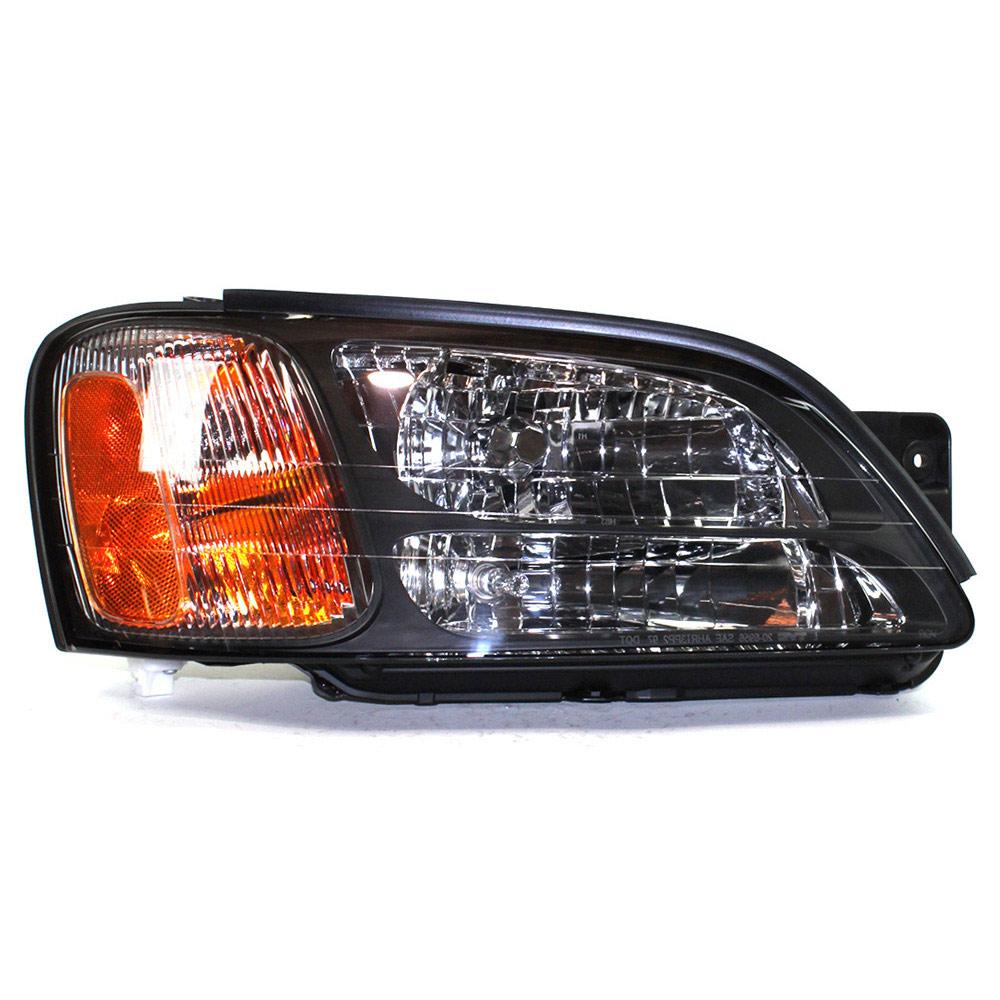 Subaru Outback Headlight Assembly