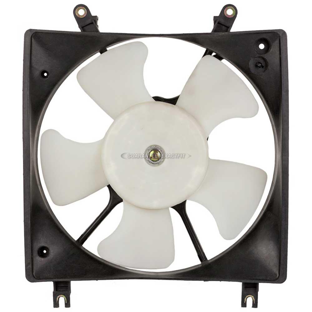 Chrysler Sebring Cooling Fan Assembly