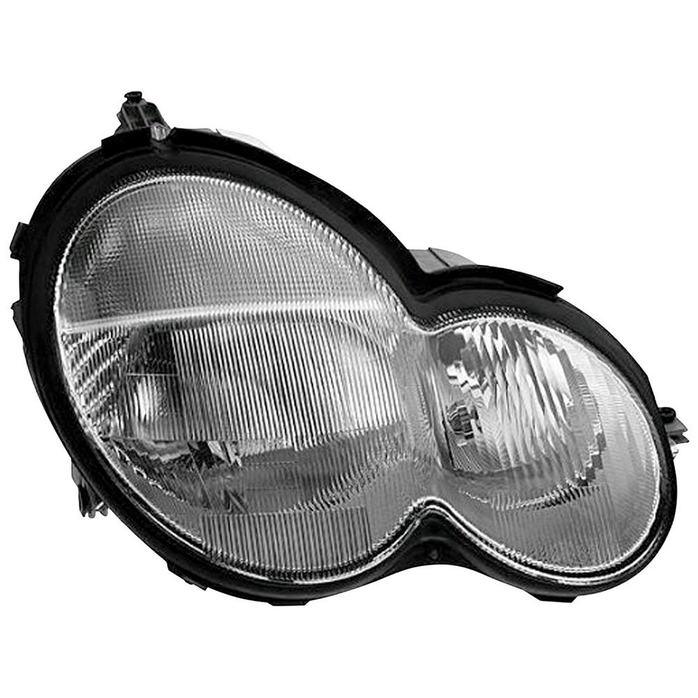 Headlight Assembly Pair 16-80223 H2