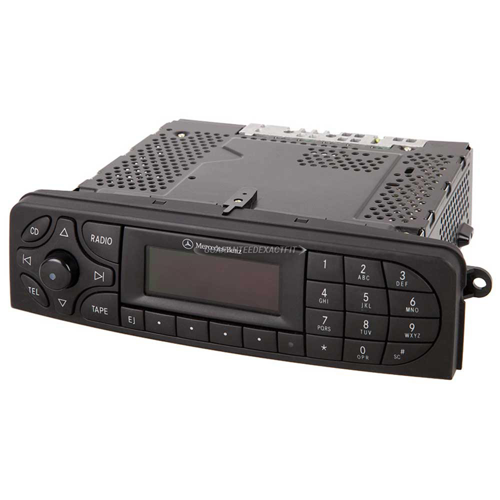 Mercedes Benz C230 Radio or CD Player