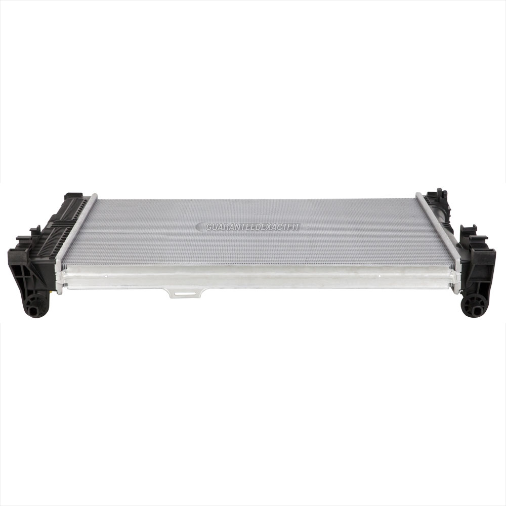 2013 Mercedes Benz C350 Radiator Models With Pzev