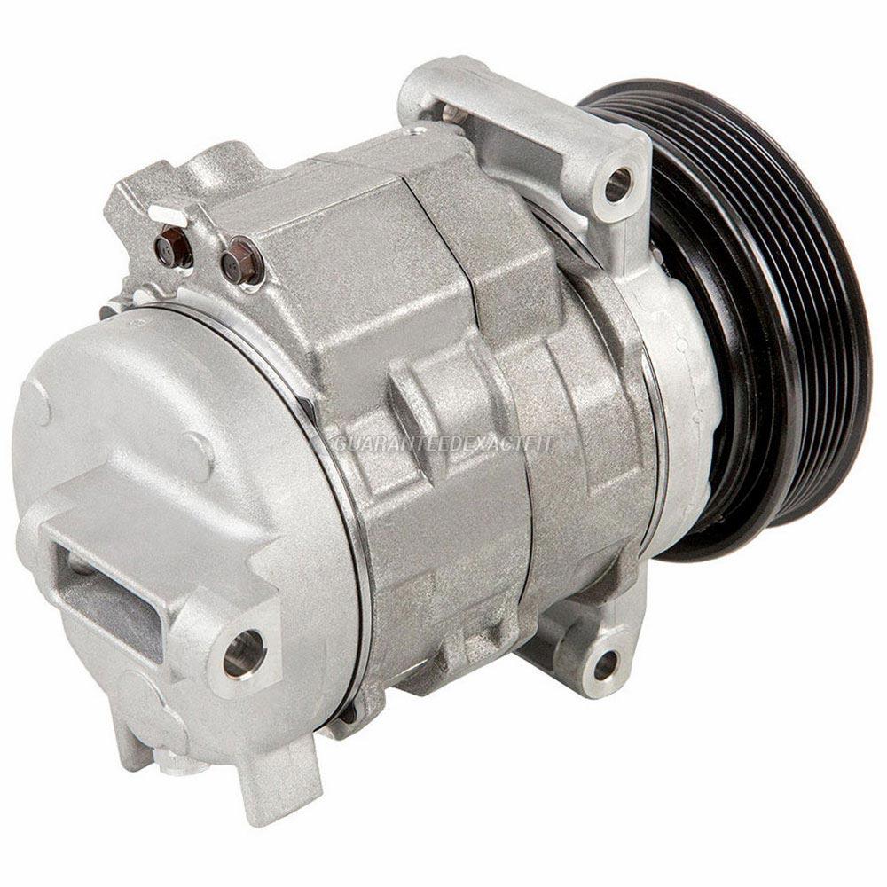 2013 Chevrolet Captiva Sport A/C Compressor LTZ 60-03609 NA