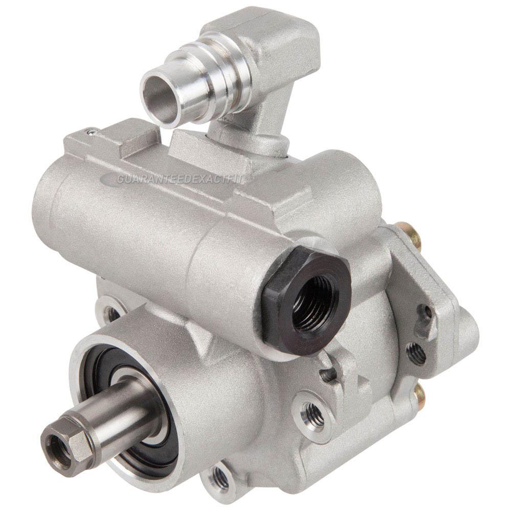 Power Steering Pump Cardone 96-117 fits 06-07 Mercedes E350