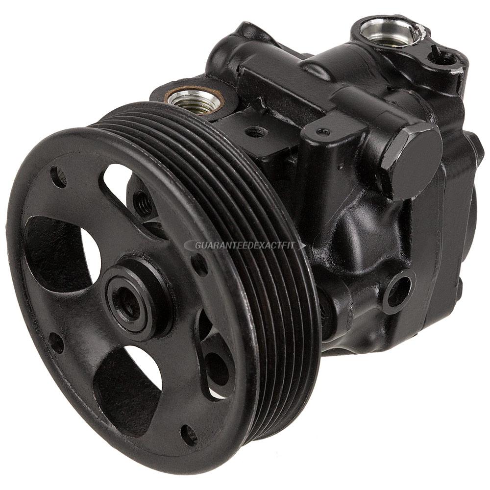 Subaru Power Steering Pump Part 1 Youtube