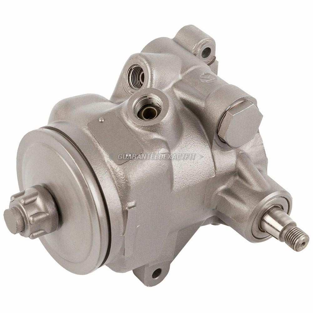 Mercedes_Benz 560SEL Power Steering Pump