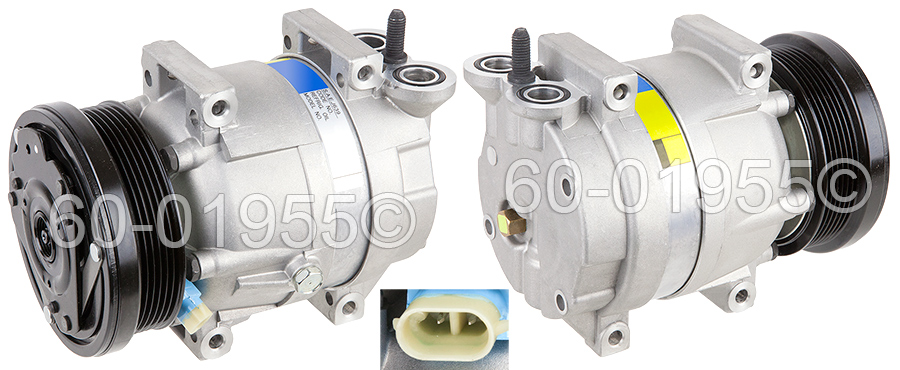 Suzuki Swift Plus AC Compressor