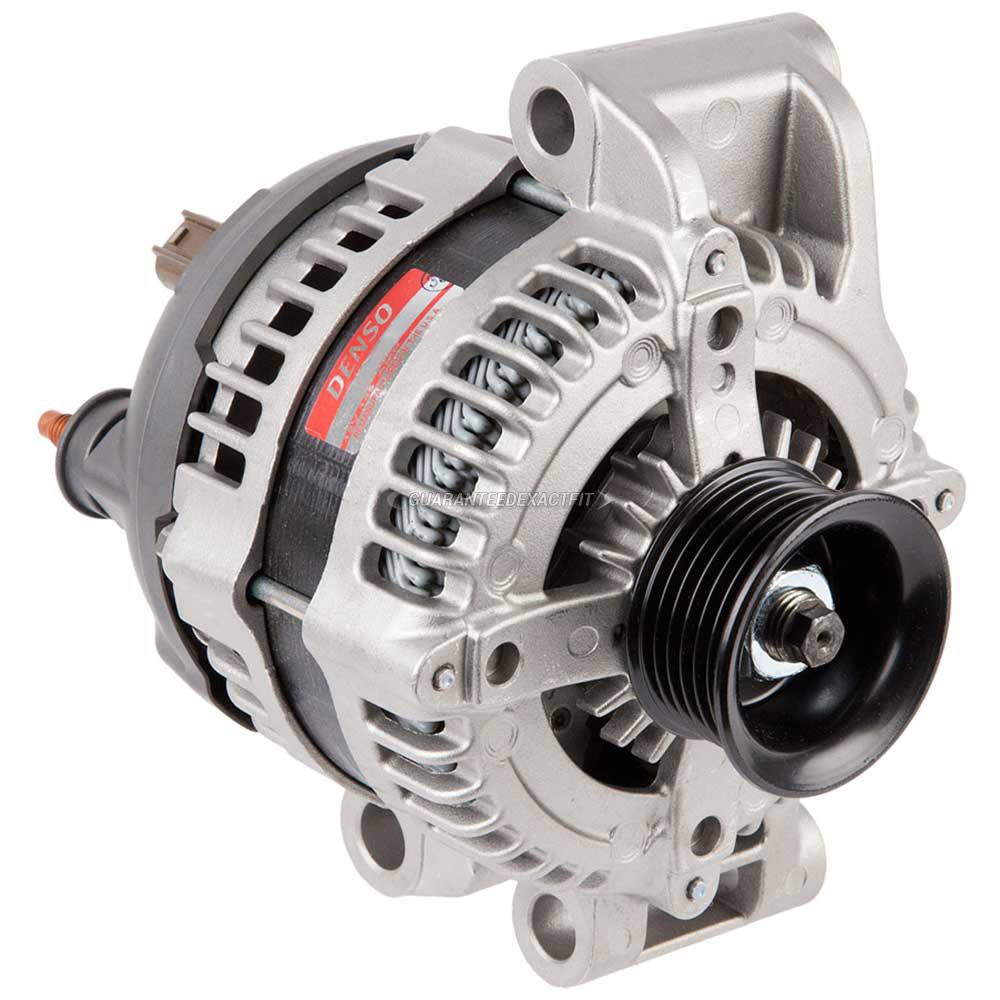 2006 Chrysler 300 Alternator 2 7l Engine - 160 Amp
