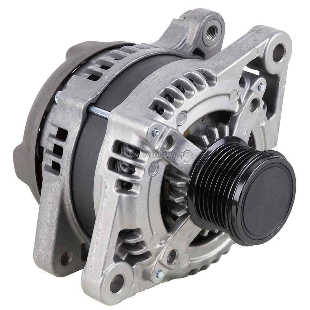 5 Myths About Replacing Your Toyota Highlander Warranty: 2008 Toyota Highlander Alternator 3.5L Engine