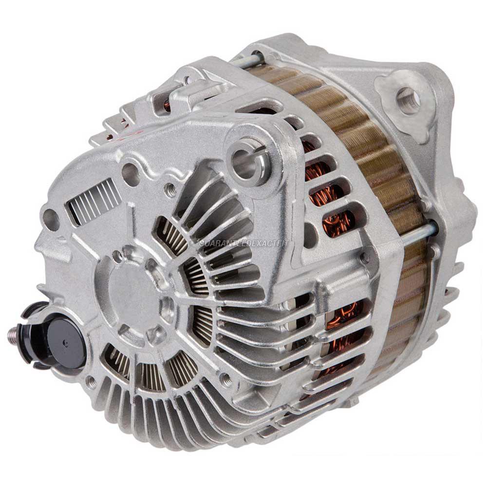 2008 Nissan Altima Alternator 3 5l Engine 31