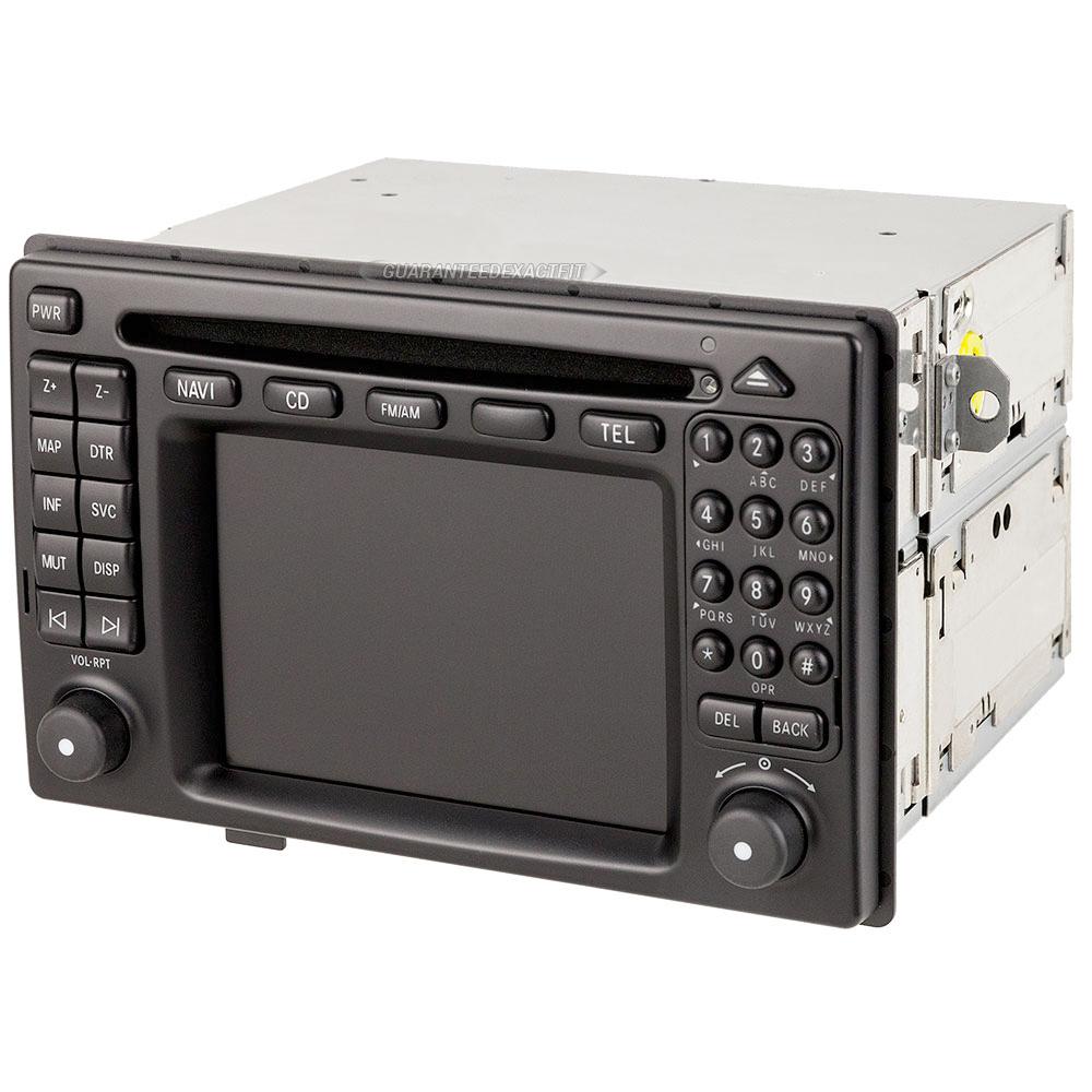 Mercedes_Benz E320 Navigation Unit