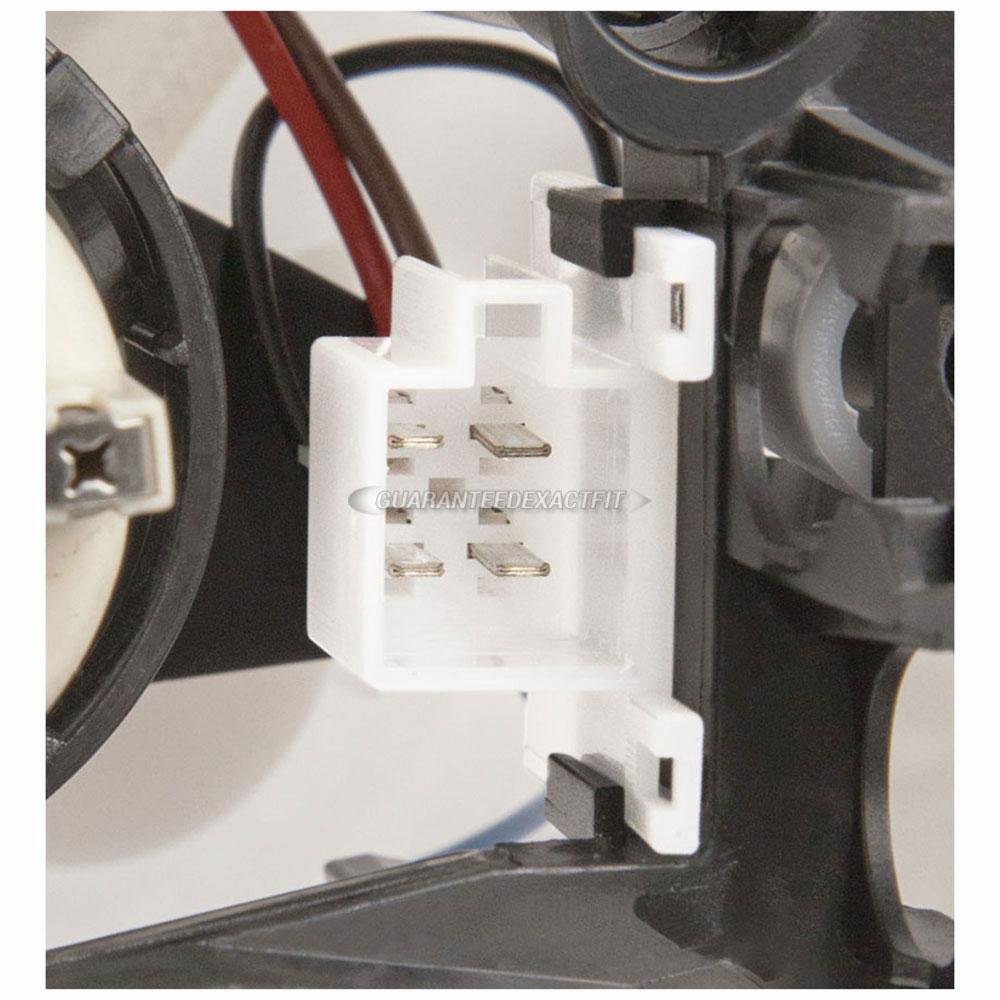 2003 Mercedes Benz E500 Fuel Pump Assembly Right Pump