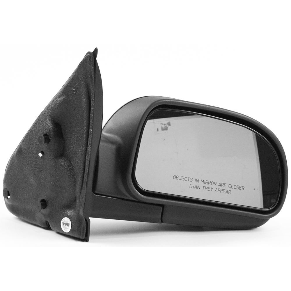 BuyAutoParts 14-11167MJ Side View Mirror
