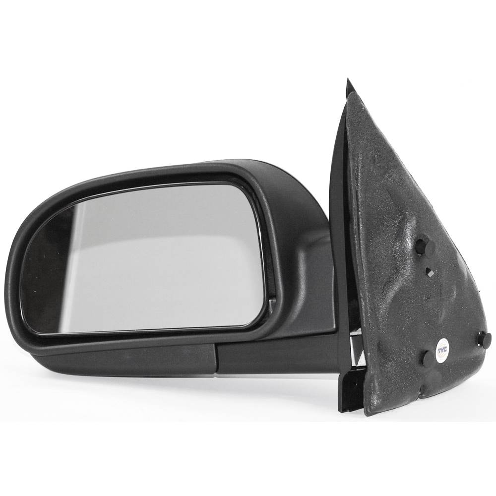 BuyAutoParts 14-11168MJ Side View Mirror