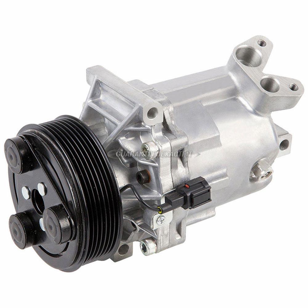 Nissan Versa New xSTOREx Compressor w Clutch