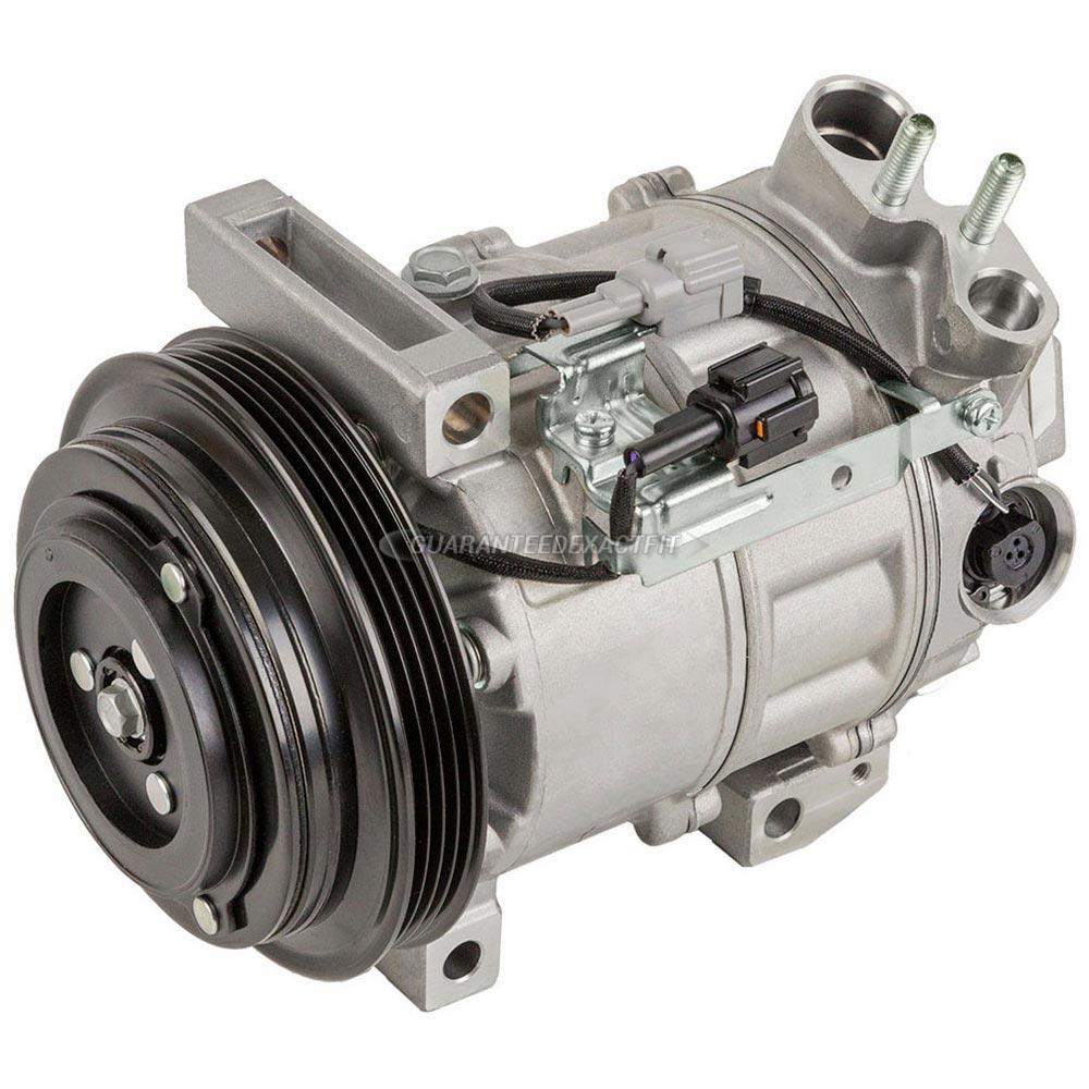 Infiniti M35 New xSTOREx Compressor w Clutch