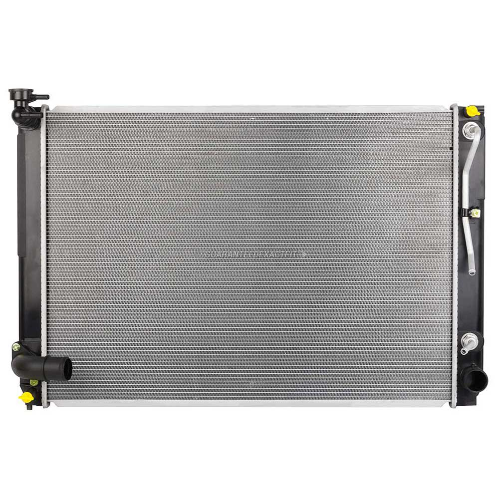 2008 Lexus RX350 Radiator Without Towing Package 19-01469 ON