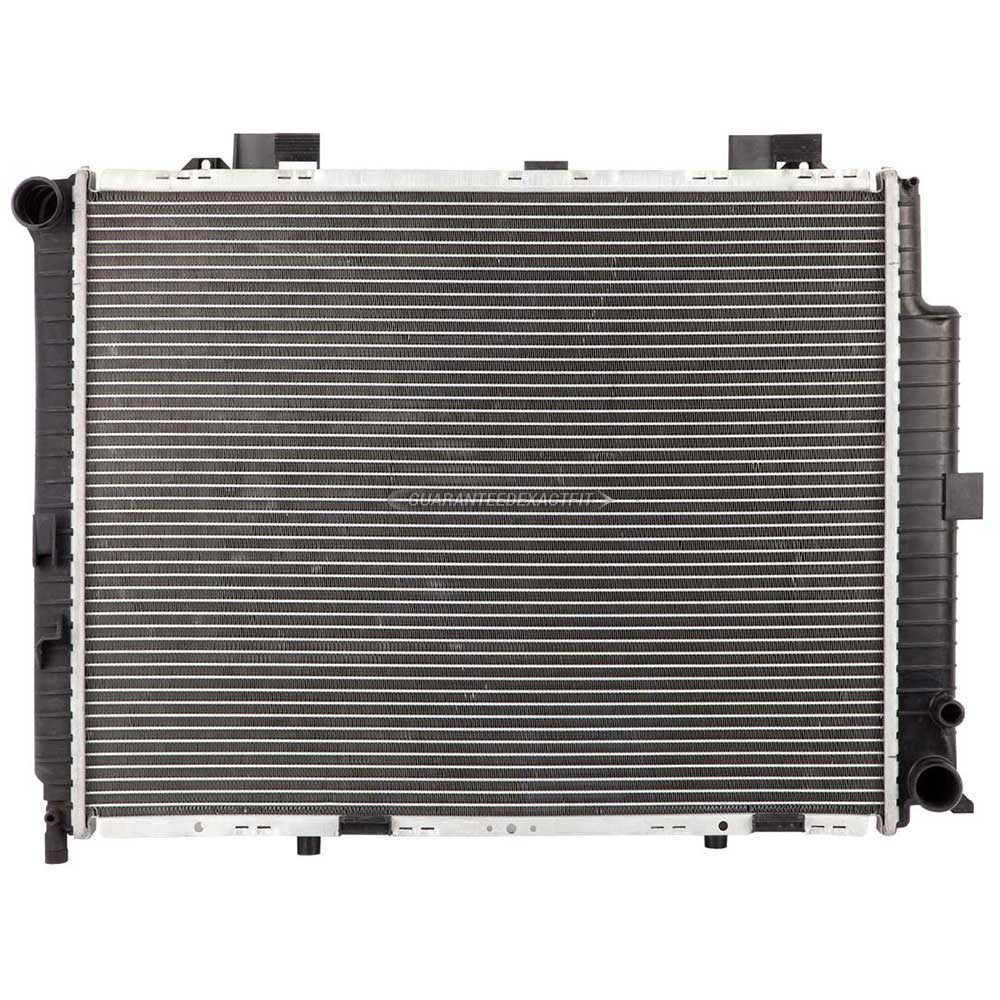 Mercedes Benz E300 Radiator