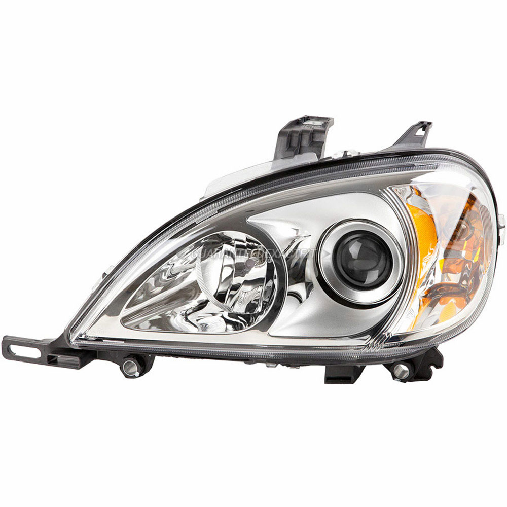 Mercedes benz ml500 headlight assembly parts view online for Mercedes benz ml500 parts