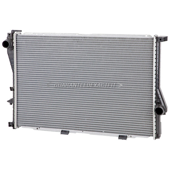 BMW 750iL Radiator