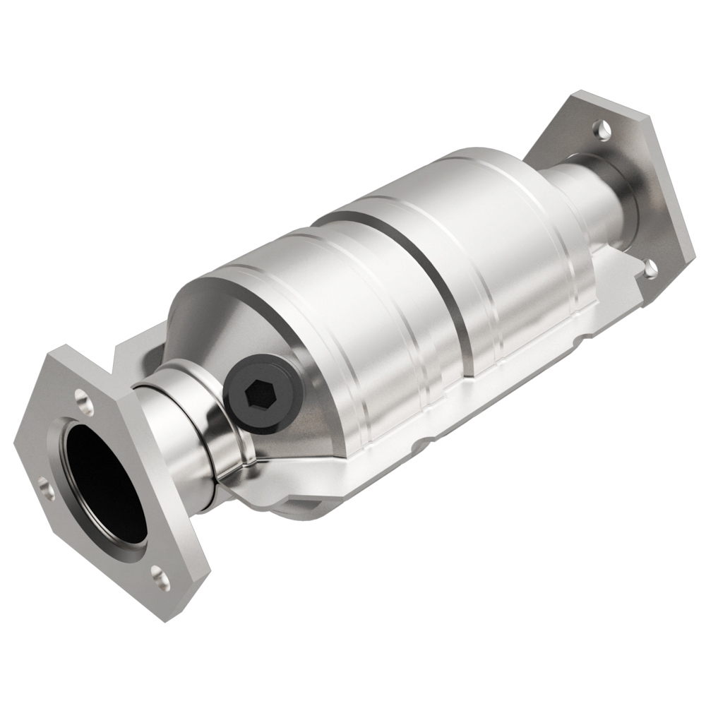 Audi 5000 catalytic converter epa approved