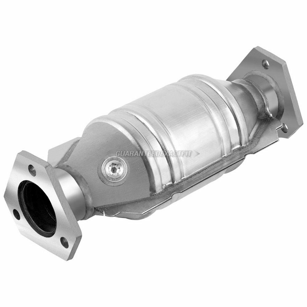 Audi 80 Catalytic Converter