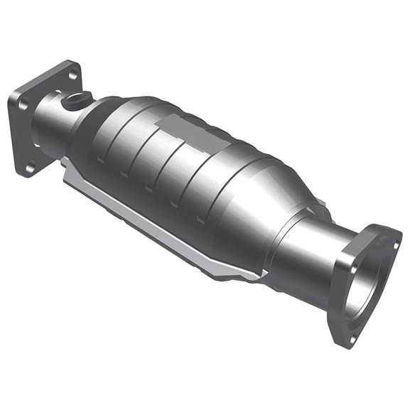 Audi 5000 Catalytic Converter