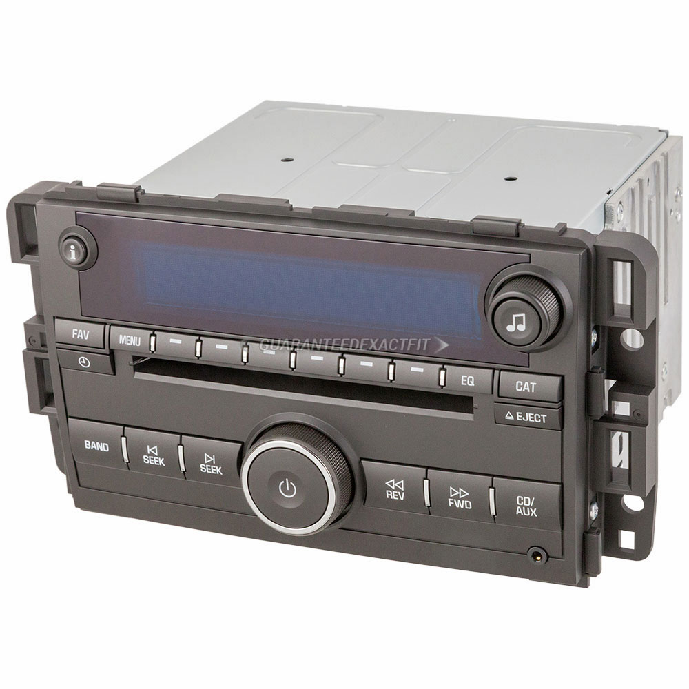Chevrolet Impala Radio or CD Player