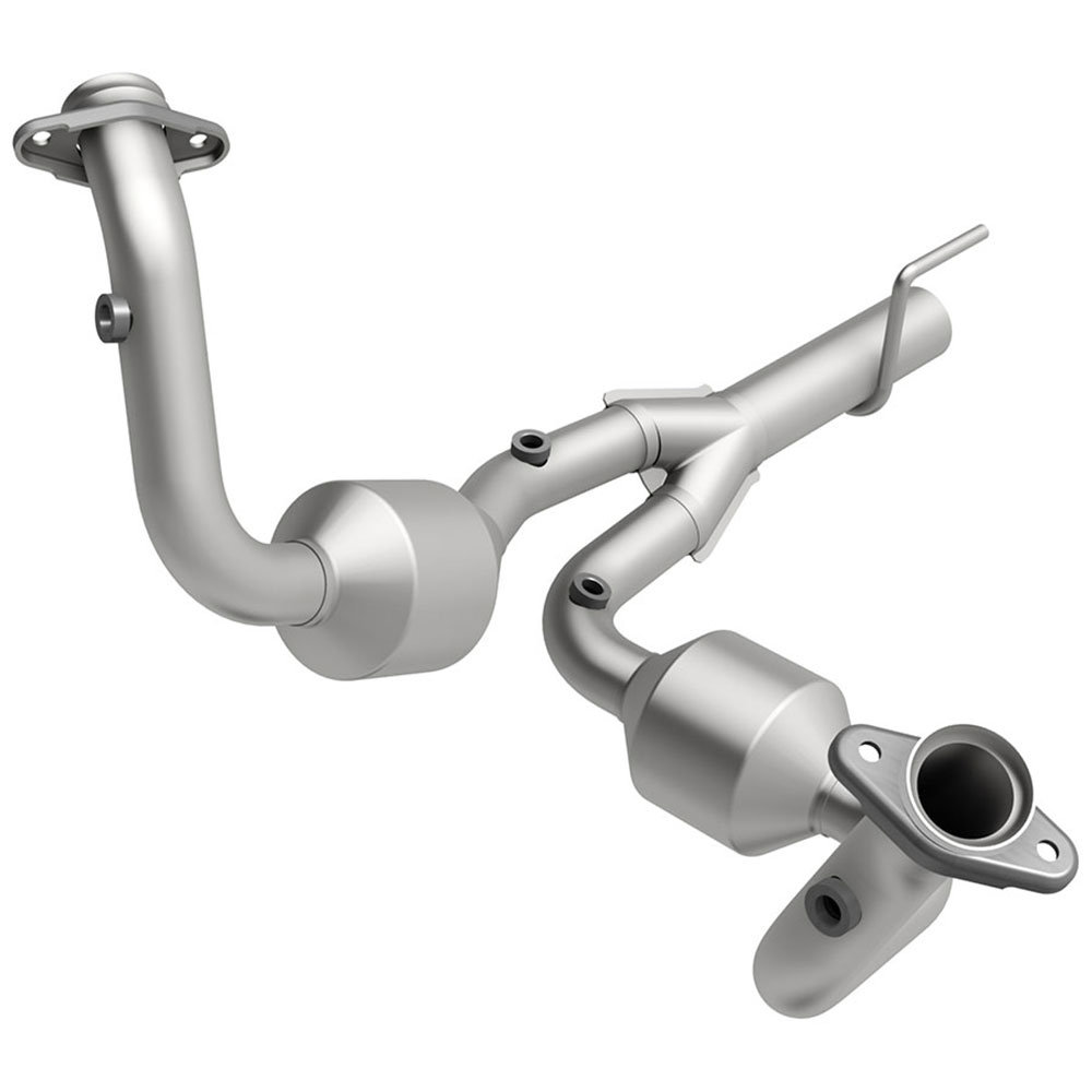 Jeep  Catalytic Converter