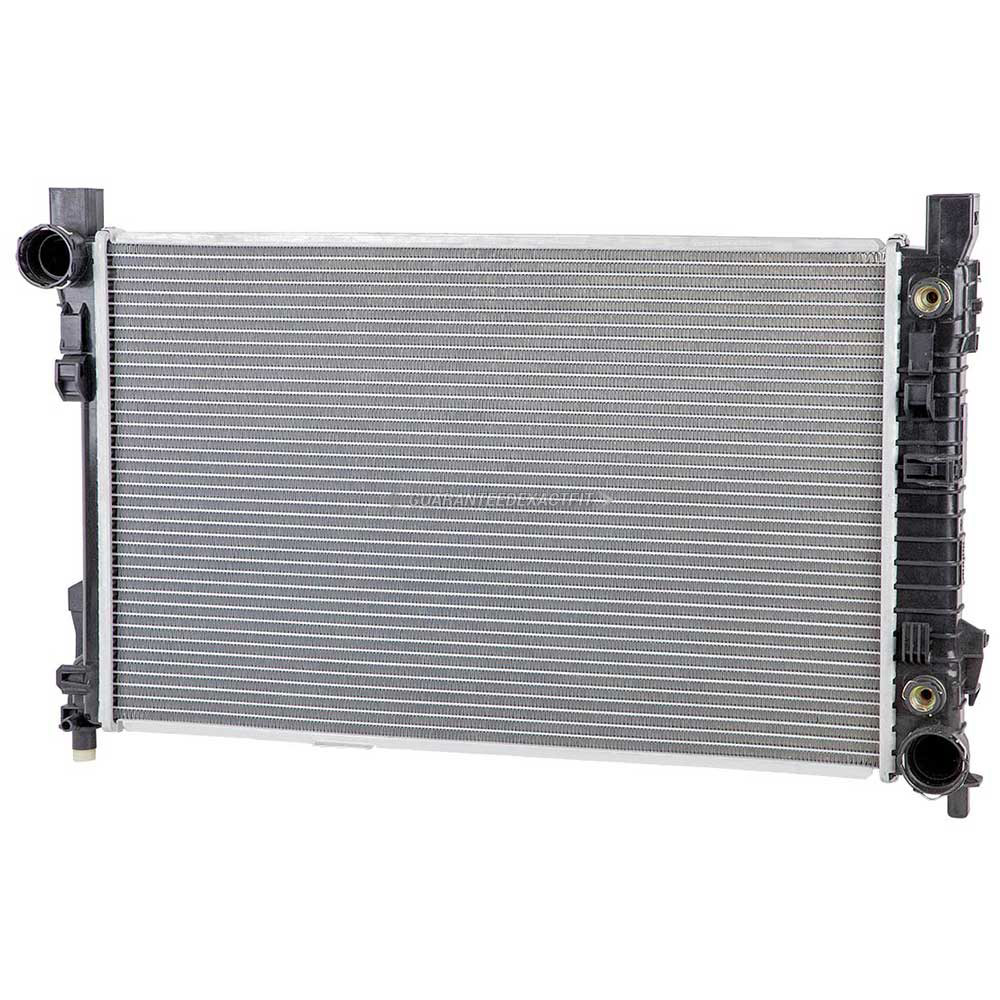Mercedes Benz C350 Radiator