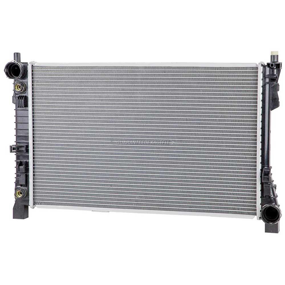 2002 mercedes benz c240 radiator all models 19 01561 an for Mercedes benz radiator