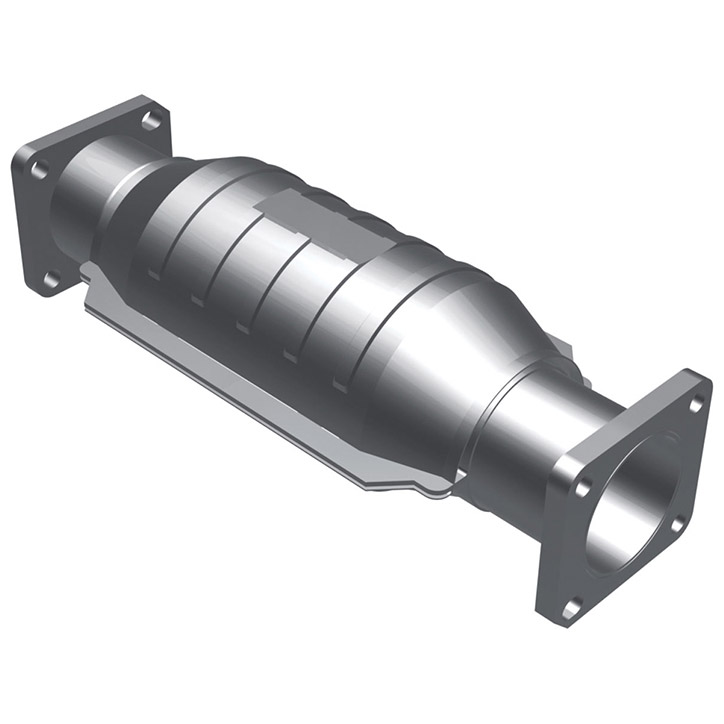 Isuzu I-Mark Catalytic Converter