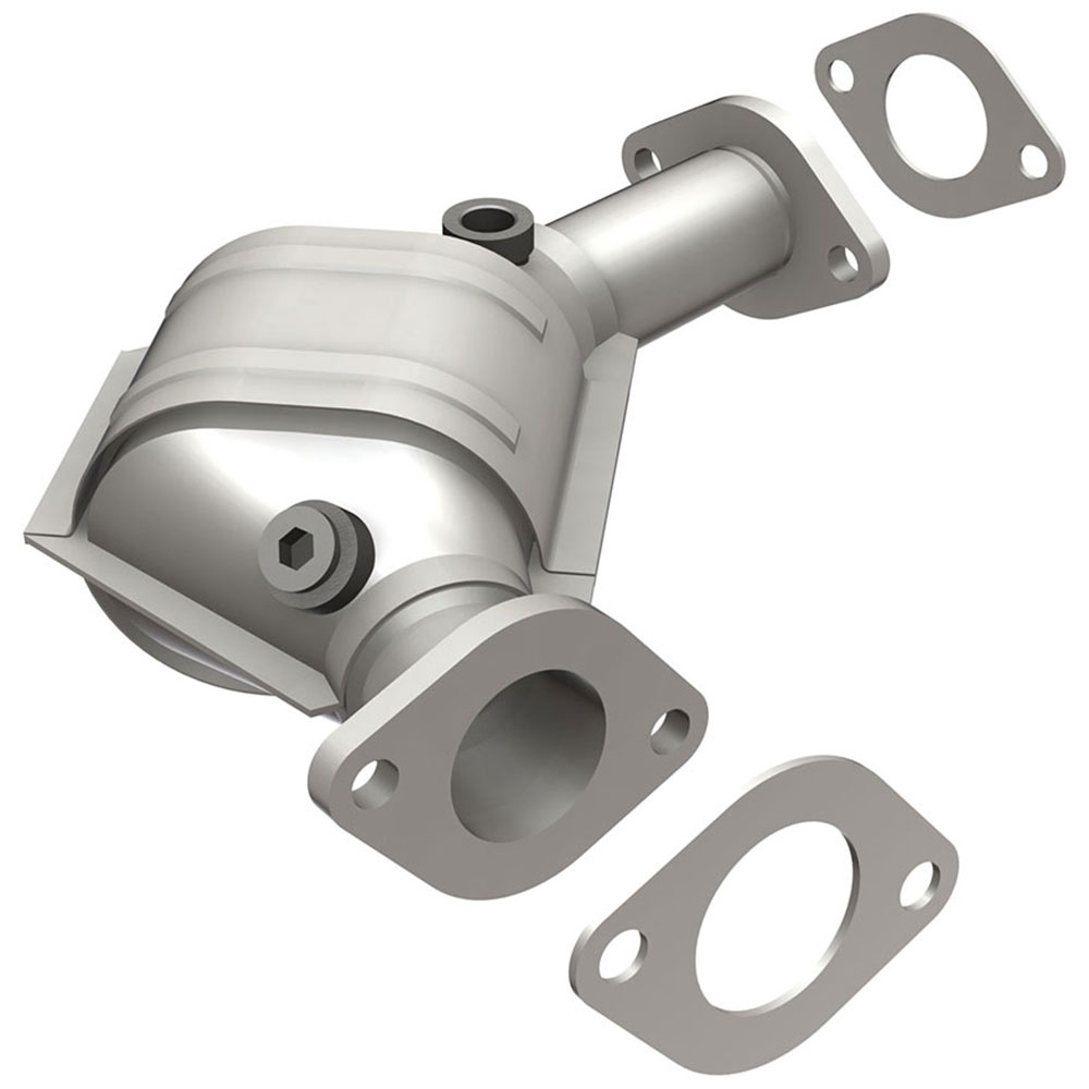 Subaru Legacy Catalytic Converter