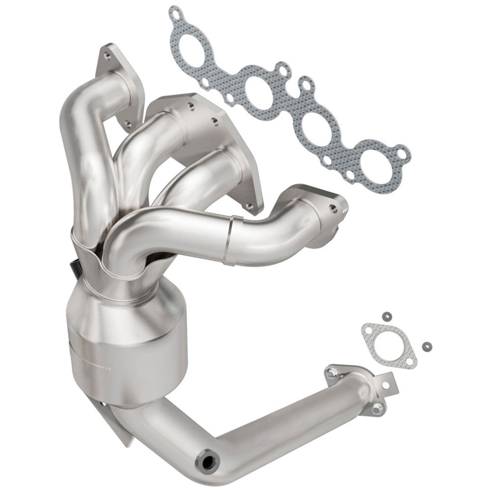 Volvo XC90 Catalytic Converter