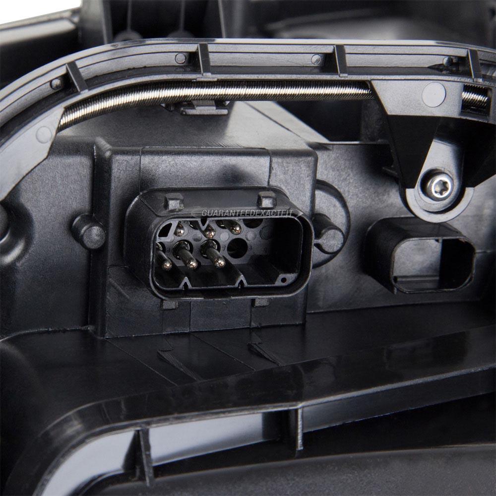 Bmw Z4 Xenon Headlights: 2005 BMW Z4 Headlight Assembly Right Passenger Side