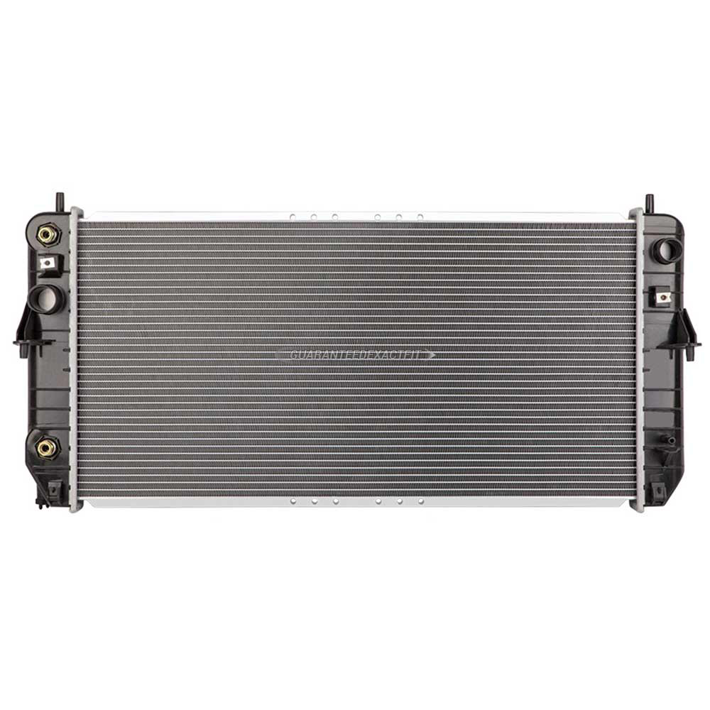 2004 Cadillac Seville Radiator 4.6L Engine - Unit with ...