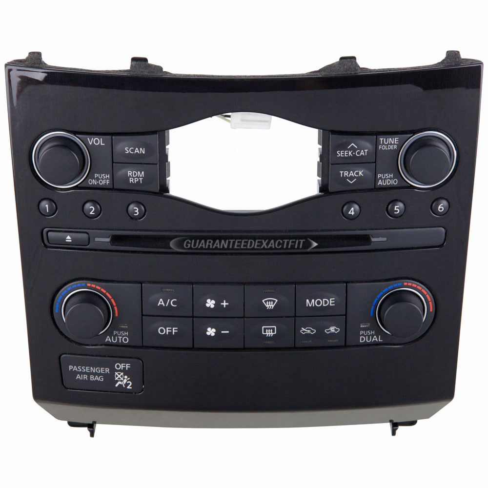 BuyAutoParts 62-30062R Climate Control Unit