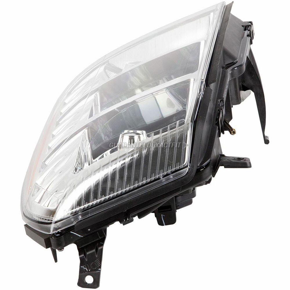 Headlight assembly