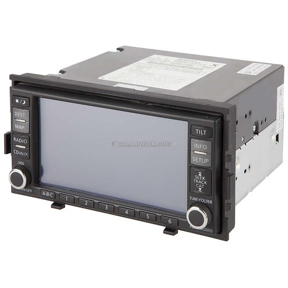 Nissan Altima Navigation Unit